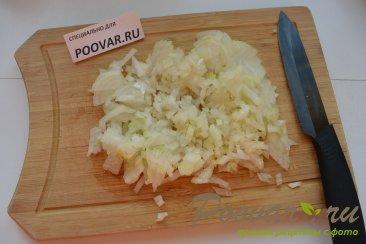 Жареные пирожки с сосиской и картошкой Шаг 2 (картинка)