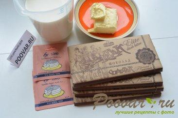 Шоколадный крем Шаг 1 (картинка)