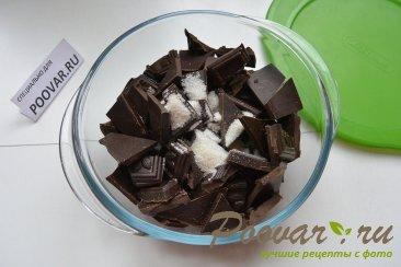 Шоколадный крем Шаг 2 (картинка)