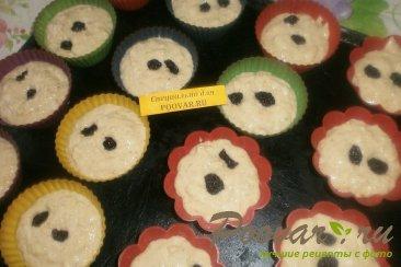 Лимонно - овсяные кексы на кефире Шаг 5 (картинка)