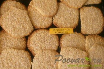 Кунжутное печенье Шаг 10 (картинка)