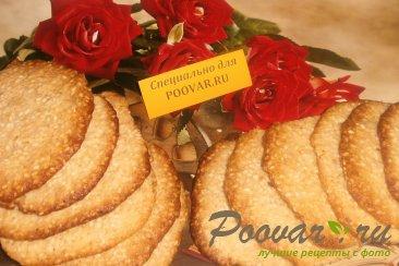 Кунжутное печенье Шаг 11 (картинка)