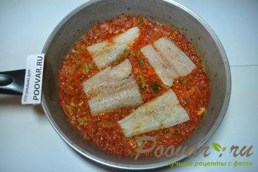 Храйме - острая рыба по-Мароккански Шаг 9 (картинка)