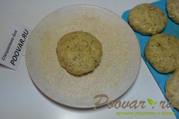Котлеты из картофельного пюре Шаг 10 (картинка)