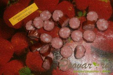 Бигос из свиных рёбрышек и колбасок Шаг 3 (картинка)