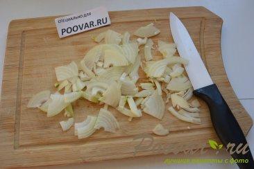 Макароны на сковороде Шаг 1 (картинка)