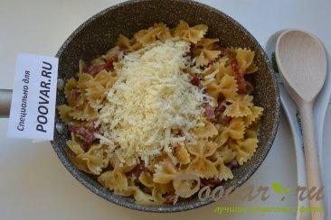 Макароны на сковороде Шаг 8 (картинка)