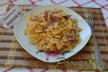Макароны на сковороде Шаг 9 (картинка)