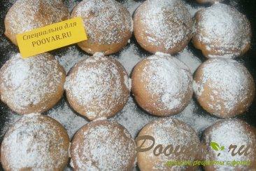 Кексы с яблоками Шаг 12 (картинка)