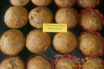 Кексы с яблоками Шаг 11 (картинка)