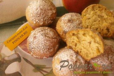 Кексы с яблоками Шаг 13 (картинка)