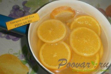 Карамелизированные апельсины Шаг 2 (картинка)