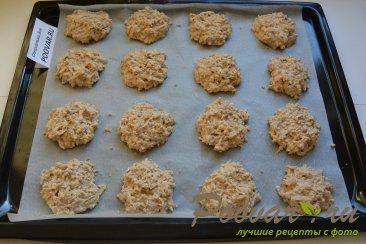 Овсяное печенья на кефире без муки и яиц Шаг 6 (картинка)