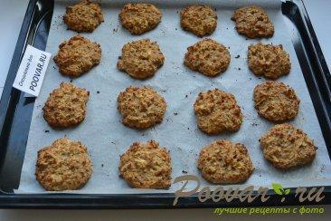 Овсяное печенья на кефире без муки и яиц Шаг 7 (картинка)