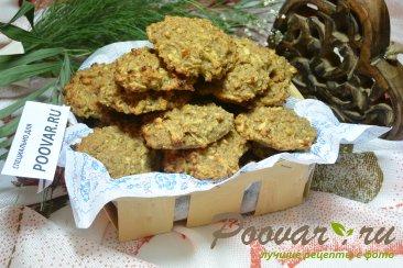 Овсяное печенья на кефире без муки и яиц Шаг 8 (картинка)