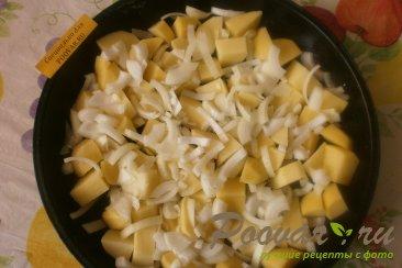 Курица с картофелем в томате Шаг 5 (картинка)