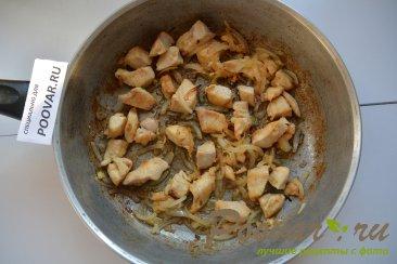 Жульен на сковороде Шаг 4 (картинка)