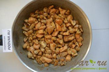 Жульен на сковороде Шаг 6 (картинка)