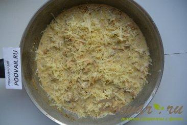 Жульен на сковороде Шаг 9 (картинка)