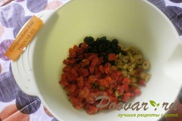 Соус из оливок и вяленых помидор Шаг 3 (картинка)