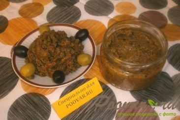 Соус из оливок и вяленых помидор Изображение