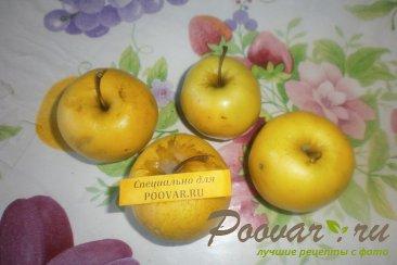 Яблоки, запечённые с карамелью и орехами Шаг 1 (картинка)