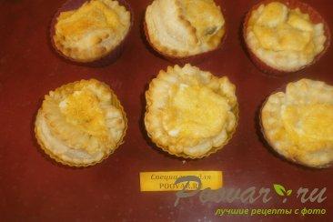 Вкусные тарталетки с начинкой Шаг 9 (картинка)