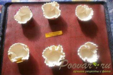 Вкусные тарталетки с начинкой Шаг 5 (картинка)