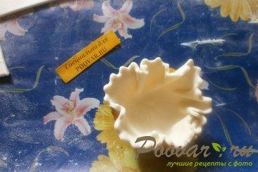 Вкусные тарталетки с начинкой Шаг 4 (картинка)