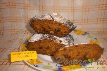 Кекс с сухофруктами и орехами Шаг 15 (картинка)
