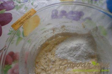 Кекс с сухофруктами и орехами Шаг 7 (картинка)
