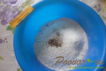 Кекс с сухофруктами и орехами Шаг 6 (картинка)