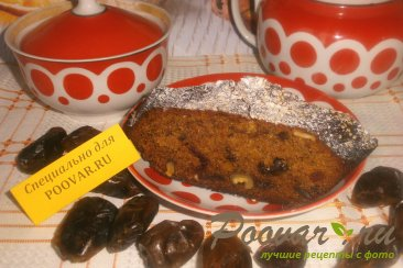 Кекс с сухофруктами и орехами Шаг 16 (картинка)