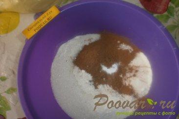 Шоколадные блинчики с творогом и черносливом Шаг 1 (картинка)
