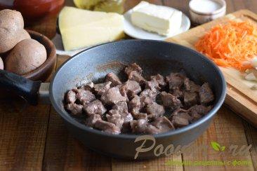 Жаркое из говядины в горшочках Шаг 4 (картинка)