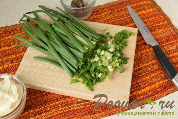 Весенний салат Шаг 3 (картинка)