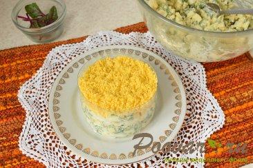 Весенний салат Шаг 5 (картинка)