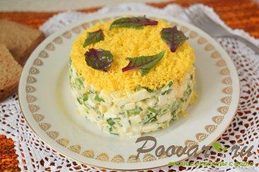 Весенний салат Шаг 7 (картинка)