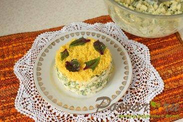 Весенний салат Шаг 6 (картинка)