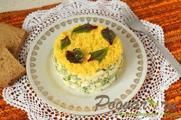 Весенний салат Шаг 9 (картинка)