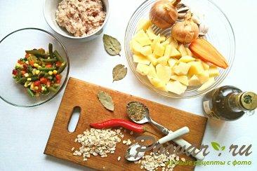 Суп с фрикадельками Шаг 1 (картинка)