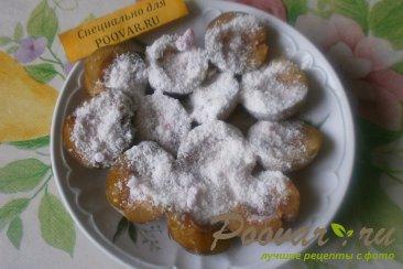 Пирог с ягодой и заварным кремом Шаг 2 (картинка)