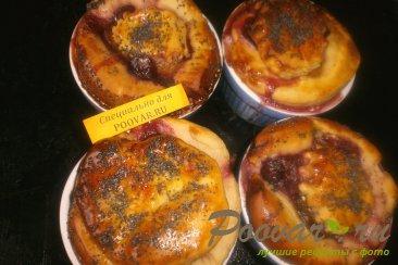 Пирог с ягодой и заварным кремом Шаг 9 (картинка)