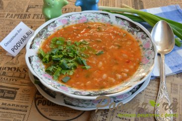 Вкусная фасоль в томатном соусе Шаг 9 (картинка)
