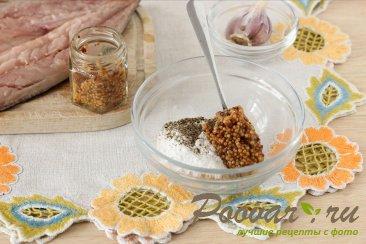 Скумбрия соленая в морозилке Шаг 5 (картинка)