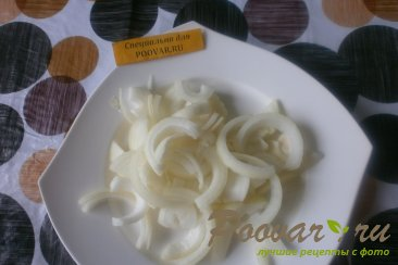 Гречка с грибами и луком Шаг 3 (картинка)