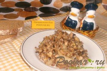 Гречка с грибами и луком Шаг 11 (картинка)