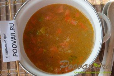 Суп с брокколи и рисом Шаг 6 (картинка)