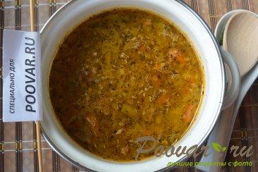 Суп с брокколи и рисом Шаг 8 (картинка)