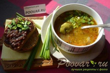 Суп с брокколи и рисом Шаг 9 (картинка)
